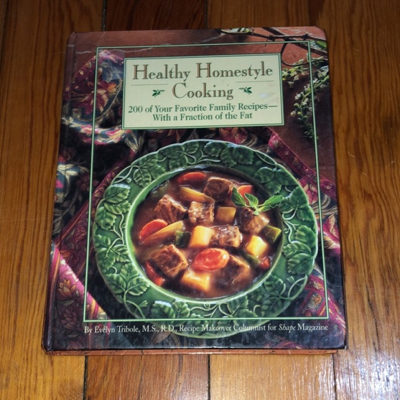 Other - Healthy home style cookbook